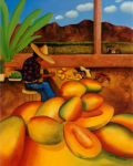 """Mango Man"" by William T. Templeton"